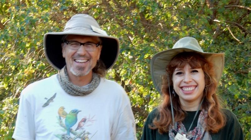 John Latsko and Yara Herrarte