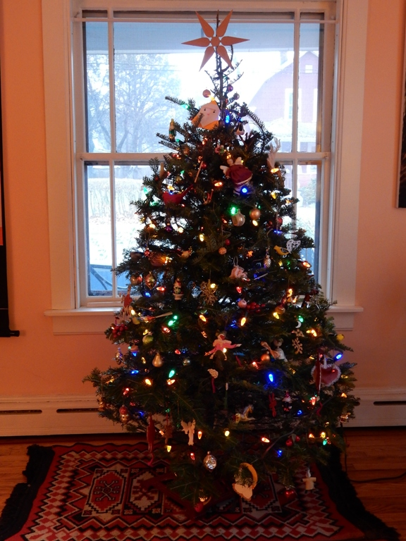 Our Christmas Tree 2015