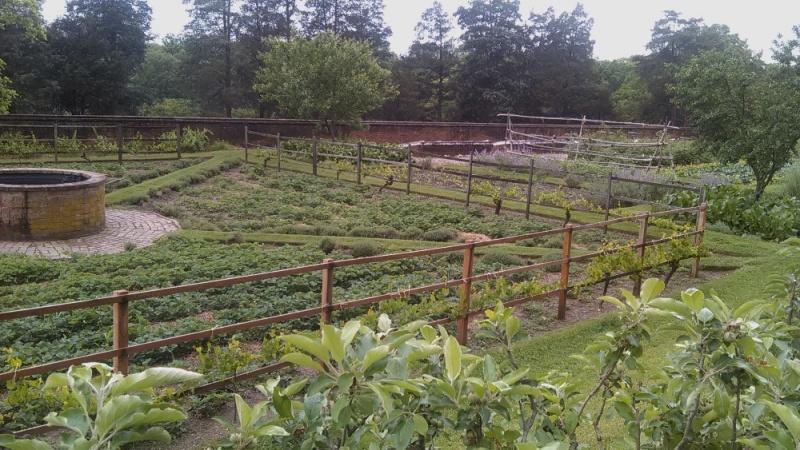 Mount Vernon Lower Garden