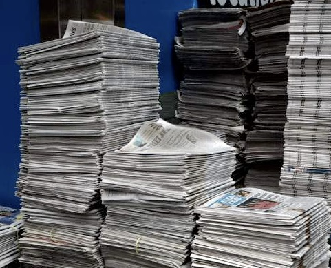 Newspaper Industry
