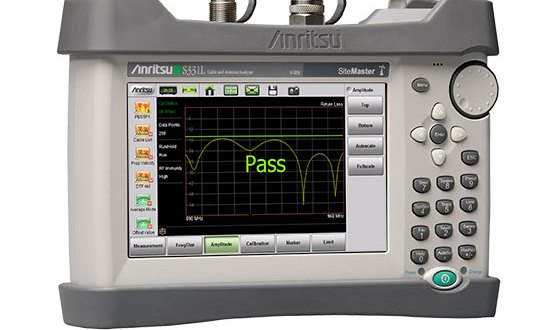 Site Master™ Handheld Cable & Antenna Analyzer  S331L