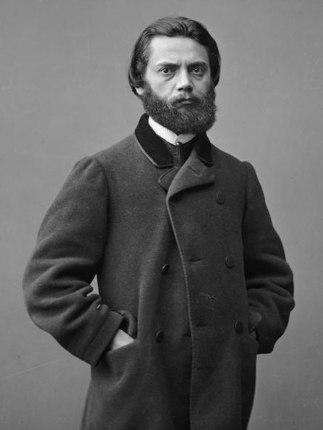 Jules Valles (1832-1885) - photo atelier Nadar