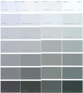 50 shades of grey - just dull grey?