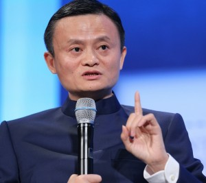 "Ali Baba's Jack Ma: ""you trusted me with US$27 billion."""