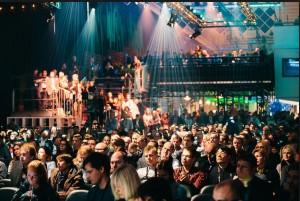 Helsinki  2014 Summit for startups. Foto Slush.