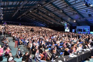 Dublin Websummit. Foto