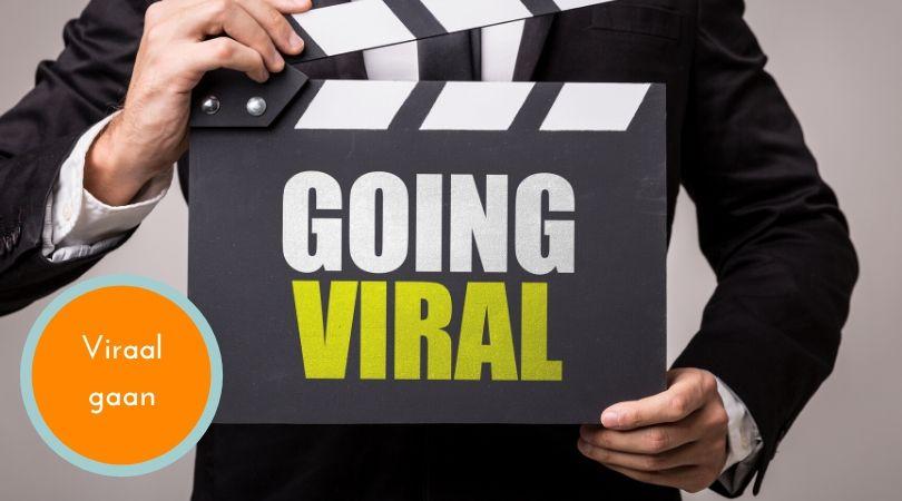 Kenmerken van acties die viraal gaan