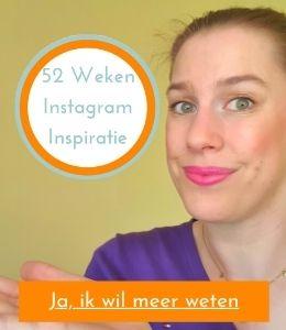 52 Weken Instagram