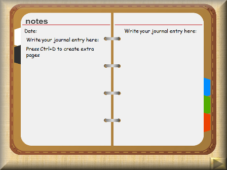 Journal Word Template. personal journal template for word online ...