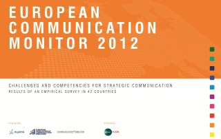 ECM European Communication Monitor Report 2012 Challenges and Competencies Strategic Communication Integrated Communication