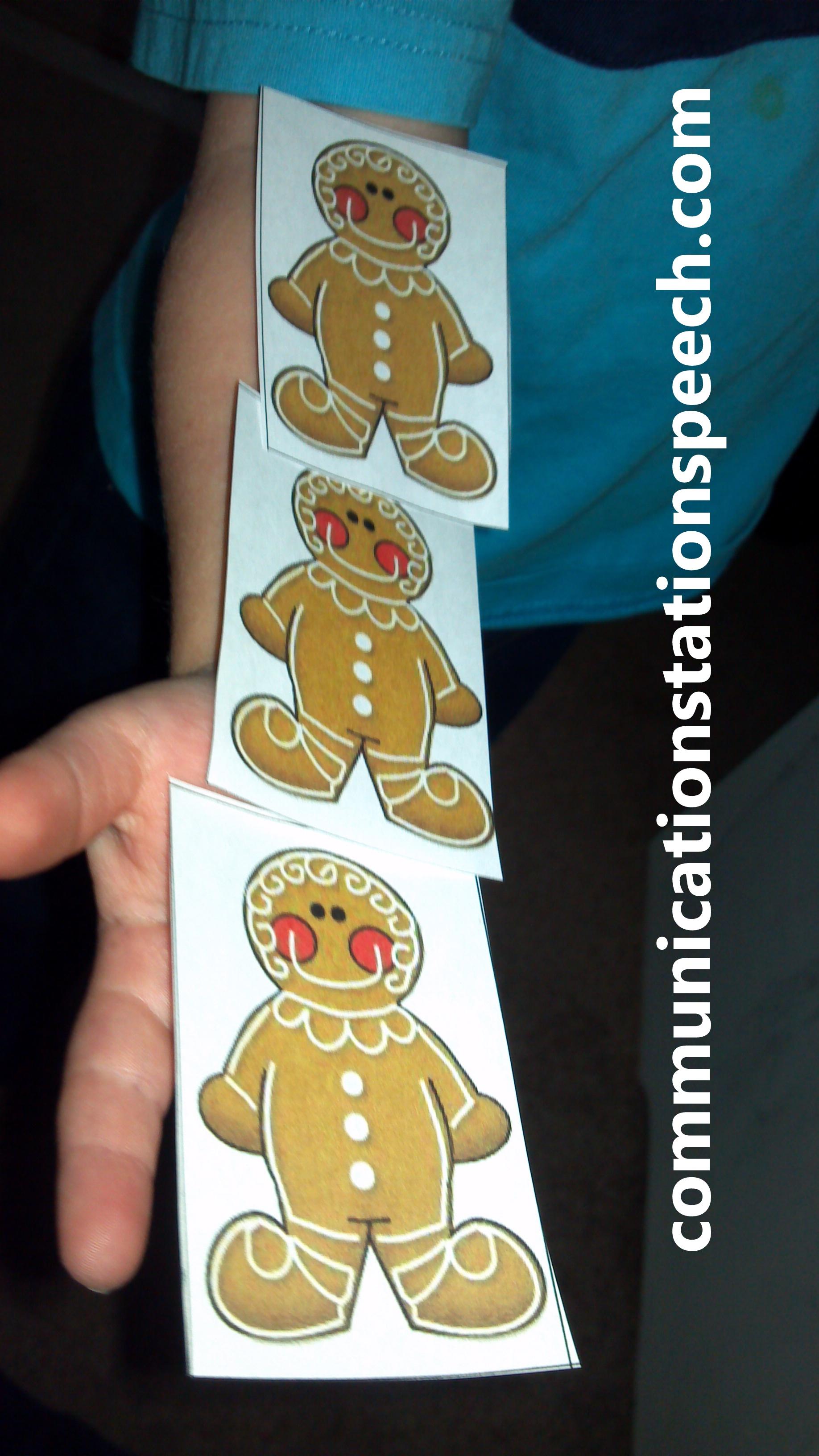 Tip Tuesday Flashback Gingerbread Man Week