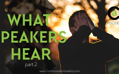 Eps #57 What Christian Speakers Hear {negative speaking interactions} and How to Handle it Part 2
