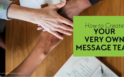 Eps. #112: How to Create Your Very Own Message Team