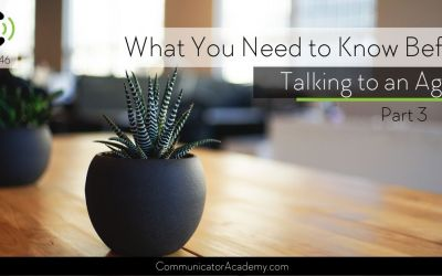 146 What You Need to Know Before Talking to an Agent with Janet Grant and Wendy Lawton Part 3