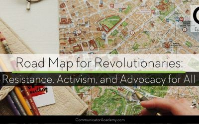170 Road Map for Revolutionaries: Resistance, Activism, and Advocacy for All by Elisa Camahort Page