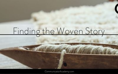 188 Finding the Woven Story