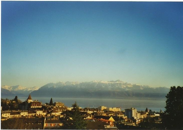 Lausanne : C'est là que l'élaboration écrite de Koïnonia commence ! C'était en 2000.