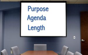 Planning a successful meeting