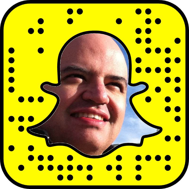 Enrique San Juan perfil en Snapchat
