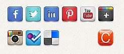 iconos de redes sociales en la web de community internet barcelona enrique san juan experto en social media redes sociales y community manager