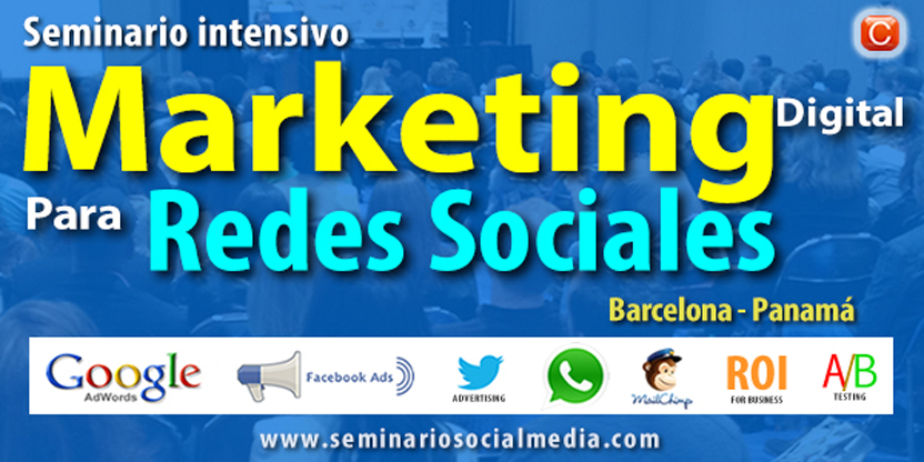 marketing digital community internet Barcelona Panama redes sociales