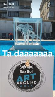 red bull snapchat analisis community internet 42