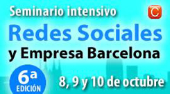 seminario intensivo redes sociales y empresa barcelona community internet the social media company