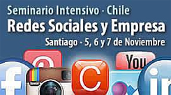 seminario redes sociales y empresa chile community internet the social media company