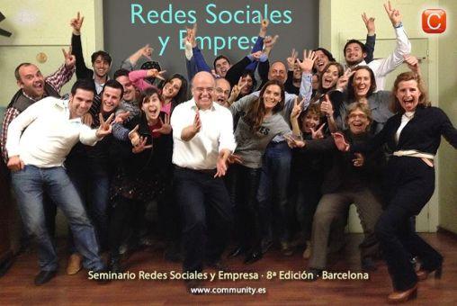 seminario redes sociales y empresa community internet the social media company