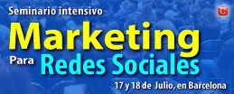 seminario_marketing_digital_para_redes_sociales_Barcelona_2013 enrique san juan social media community internet