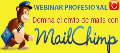 webinar profesional envio newsletters maichimo redes sociales community internet the social media company