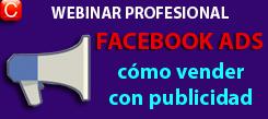 webinar profesional facebook ads redes sociales community internet social media enrique san juan