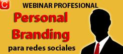 webinar profesional personal branding redes sociales community internet social media enrique san juan