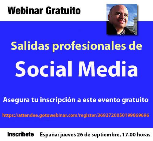 webinar_gratuito_salidas profesionales_ redes_sociales_Community_Internet_Enrique_San_Juan