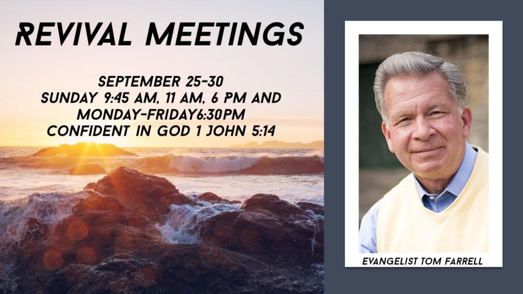 Tom Farrel meetings