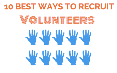 The 10 Best Ways to Recruit Volunteers