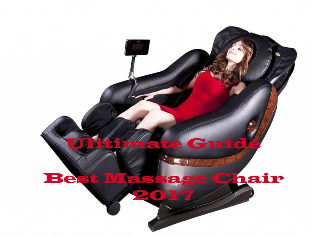 Best Massage Chair Reviews 2017