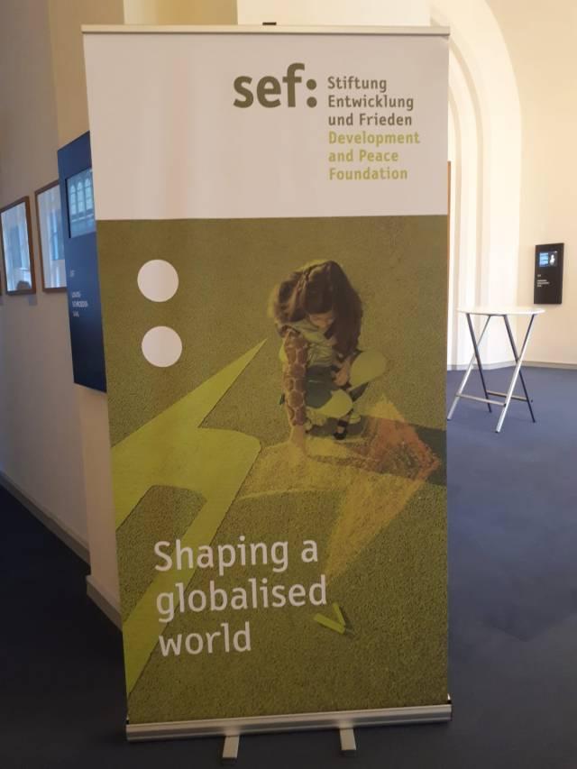 Stiftung Entwicklung und Frieden