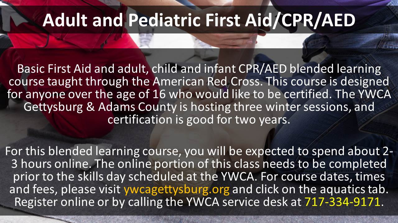 Adult And Pediatric First Aidcpraed Community Media