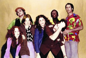 Local playwrights to premiere play about early cast of SNL