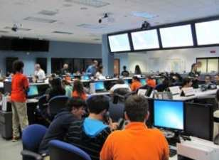 Sixty South Miami Middle Community School students recently participated in a special hurricane preparedness exercise at the Miami-Dade Emergency Management Center sponsored StormZone, where they planned for and recovered from Hurricane Suzanne.