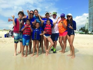 Children with autism hang ten at CARD Surf Camp