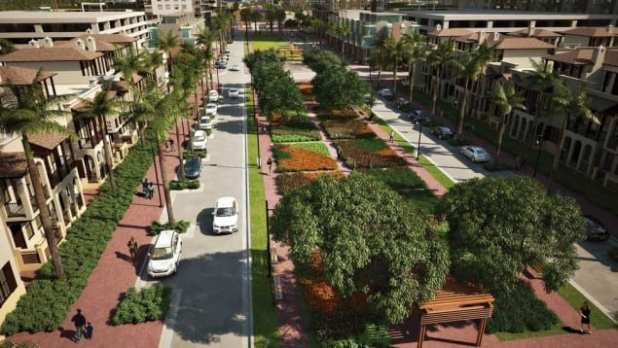 townhomes-downtown-doral