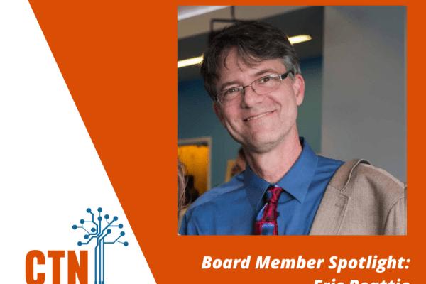 Board Member Spotlight: Eric Beattie