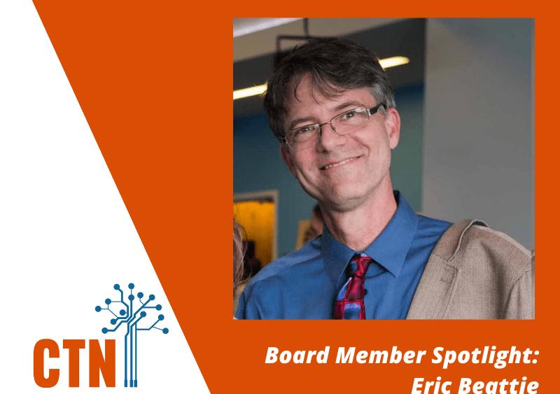 Eric Beattie CTN Board Member
