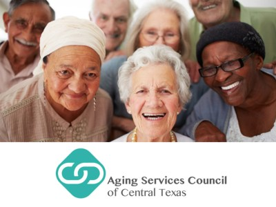 Connecting Seniors with the Aging Services Council of Central Texas