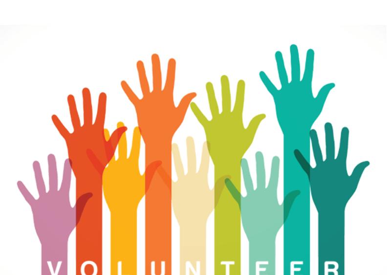 Volunteering Makes Us Happier
