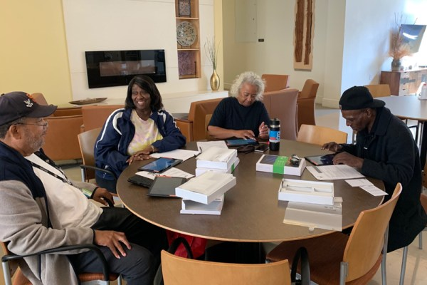 No Place Like Home: Seniors Get Computer Training