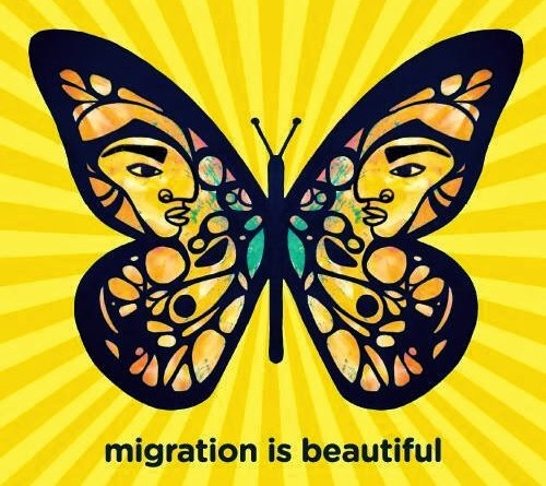 Favianna Rodriguez's Migration is Beautiful