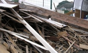 Waste wood in the UK - Community Wood Recycling